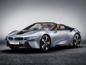 Ver foto 17 de BMW i8 Spyder Concept 2012