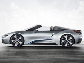 Ver foto 15 de BMW i8 Spyder Concept 2012