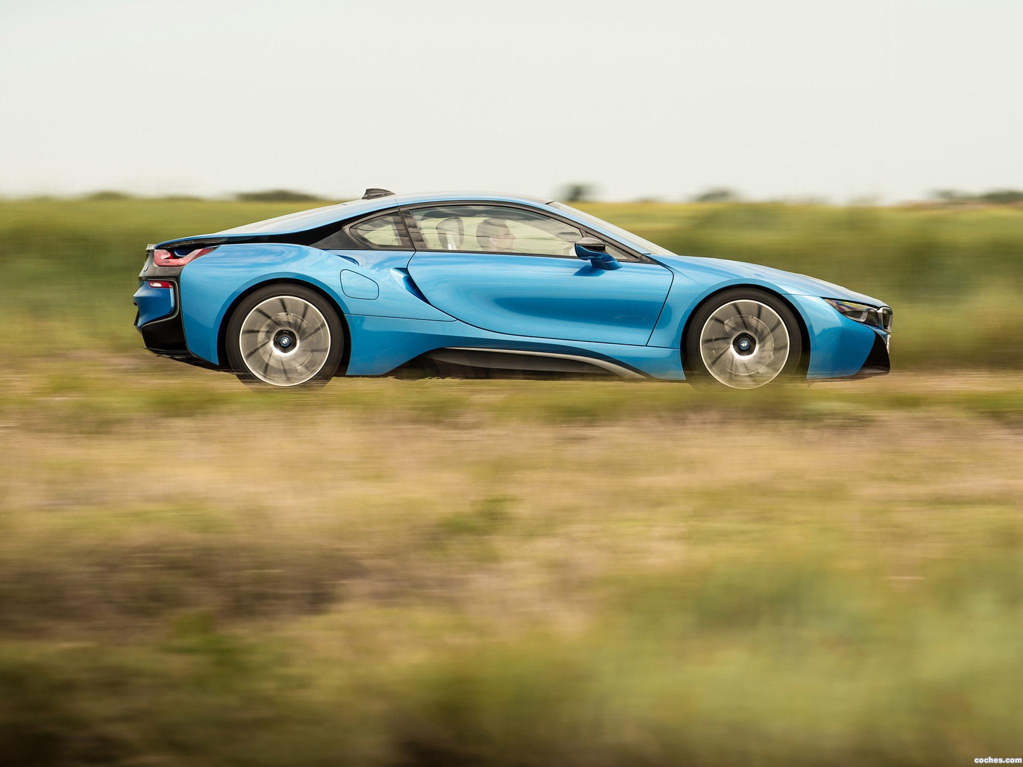 Foto 13 de BMW i8 UK 2014