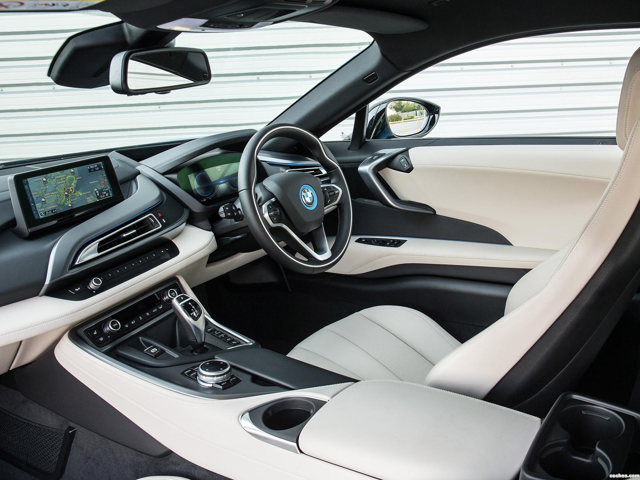 Foto 27 de BMW i8 UK 2014
