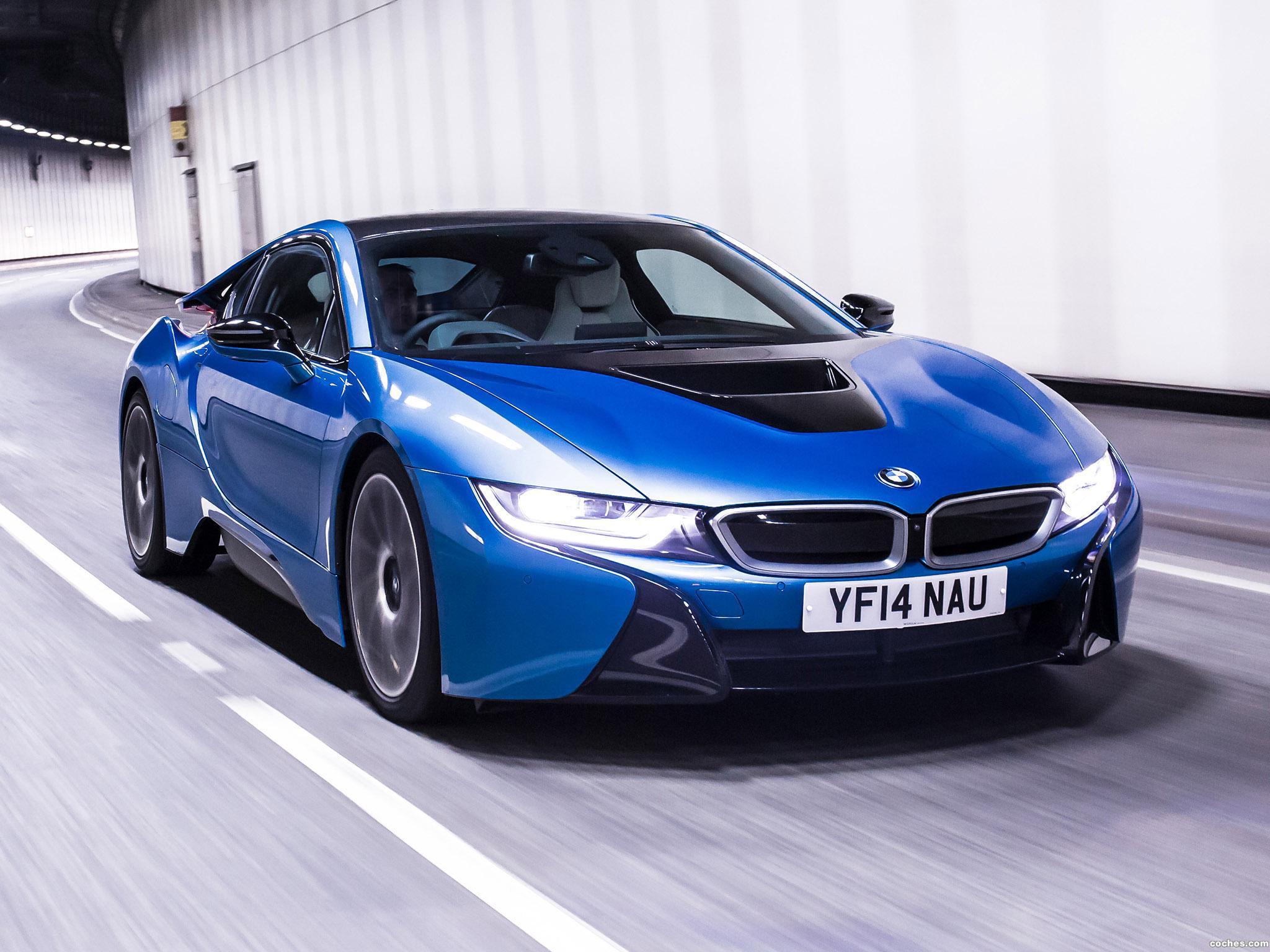 Foto 0 de BMW i8 UK 2014