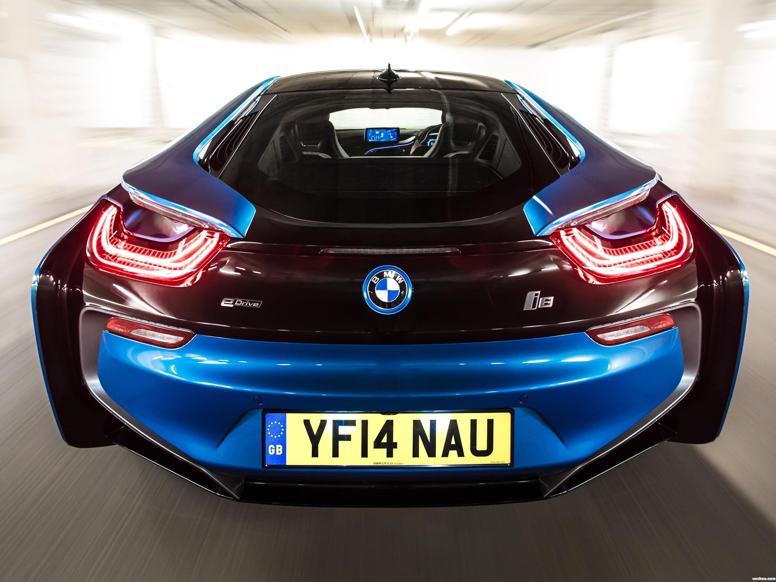 Foto 44 de BMW i8 UK 2014