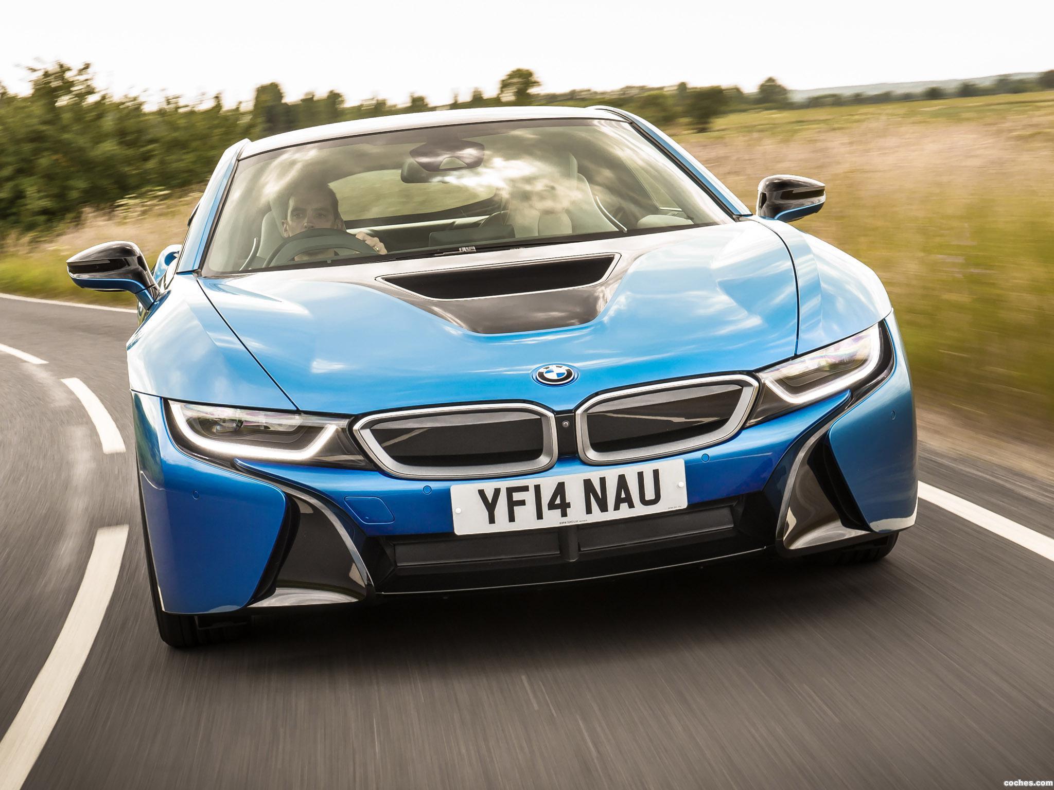 Foto 42 de BMW i8 UK 2014