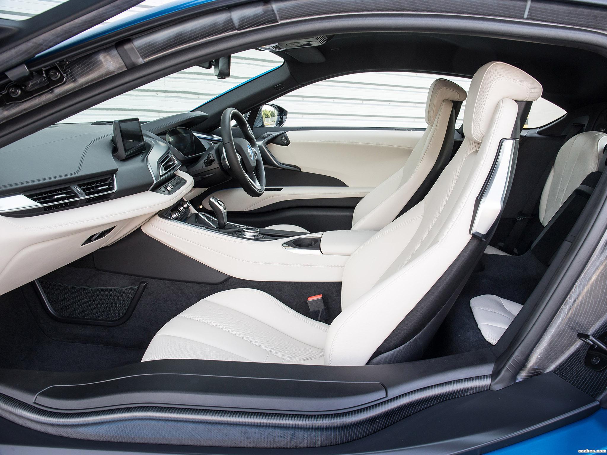 Foto 26 de BMW i8 UK 2014