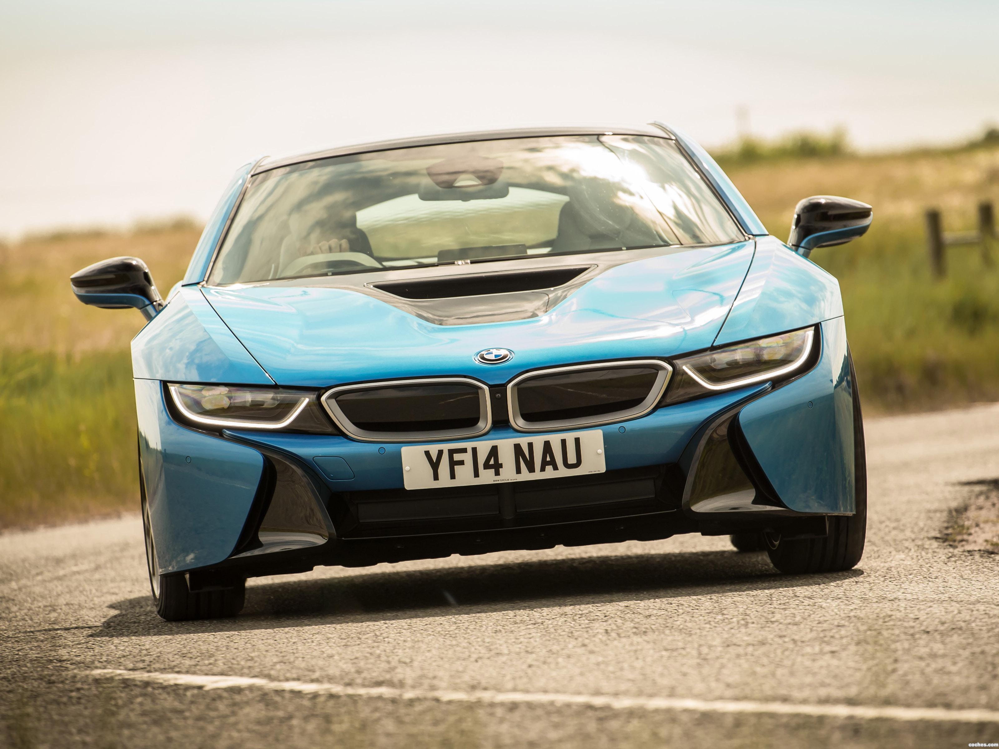 Foto 34 de BMW i8 UK 2014