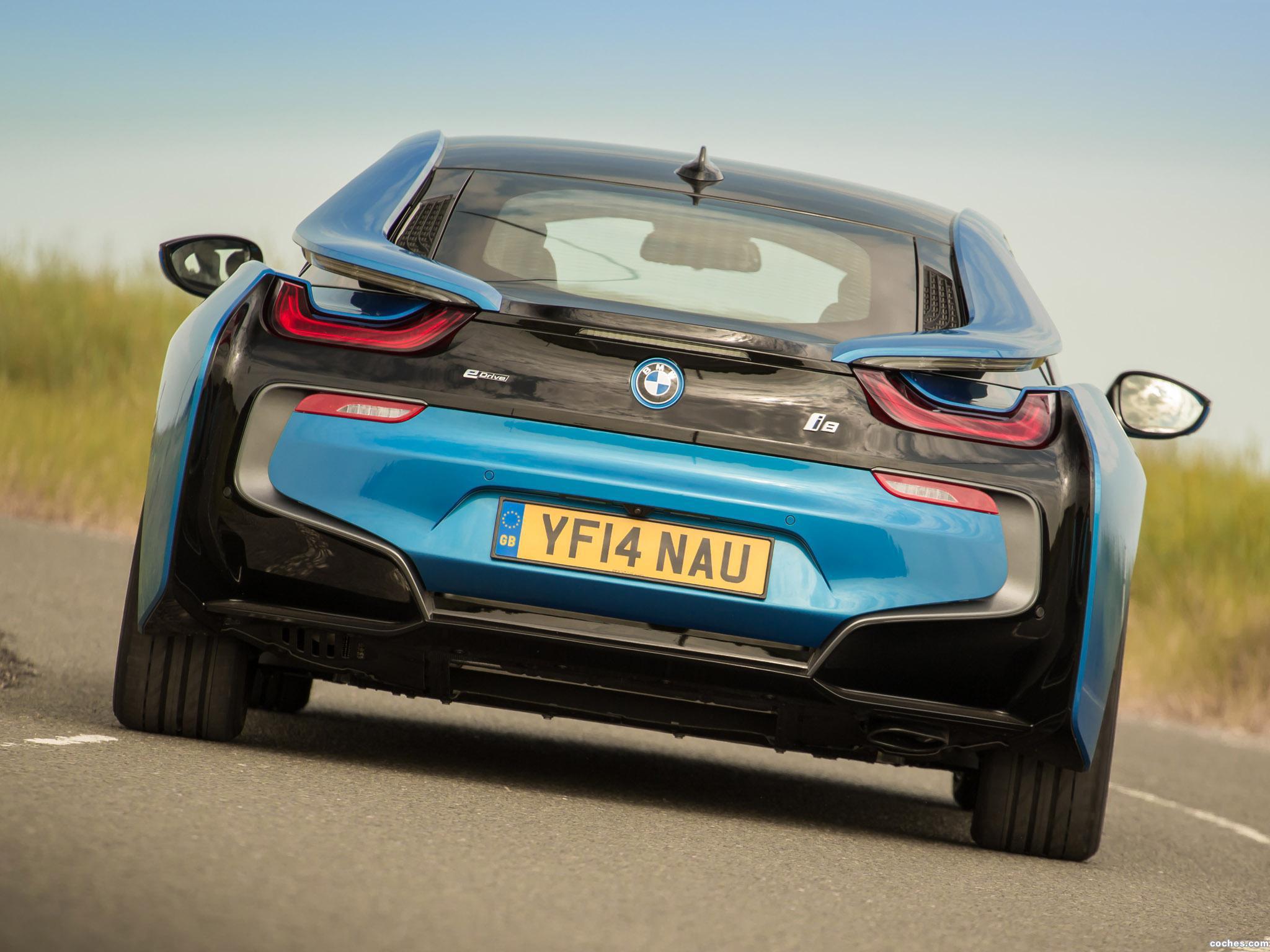 Foto 33 de BMW i8 UK 2014