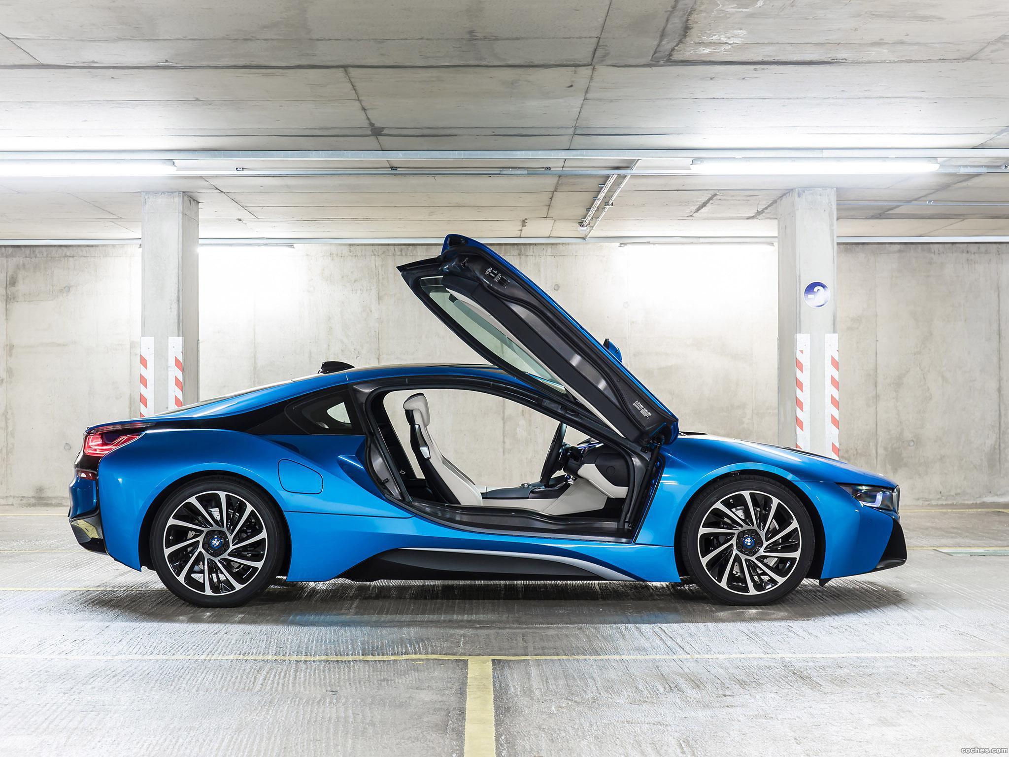 Foto 22 de BMW i8 UK 2014