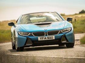 Ver foto 12 de BMW i8 UK 2014