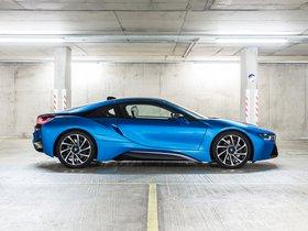 Ver foto 3 de BMW i8 UK 2014