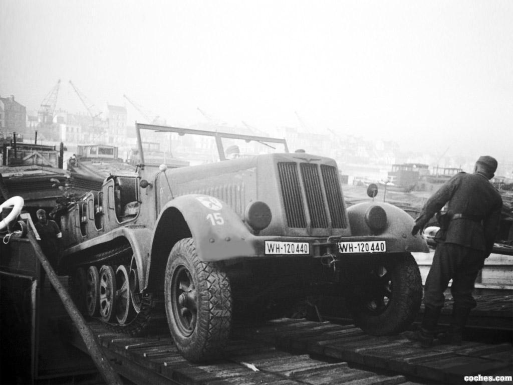 Foto 0 de Borgward HLM11 Sd.Kfz 1936