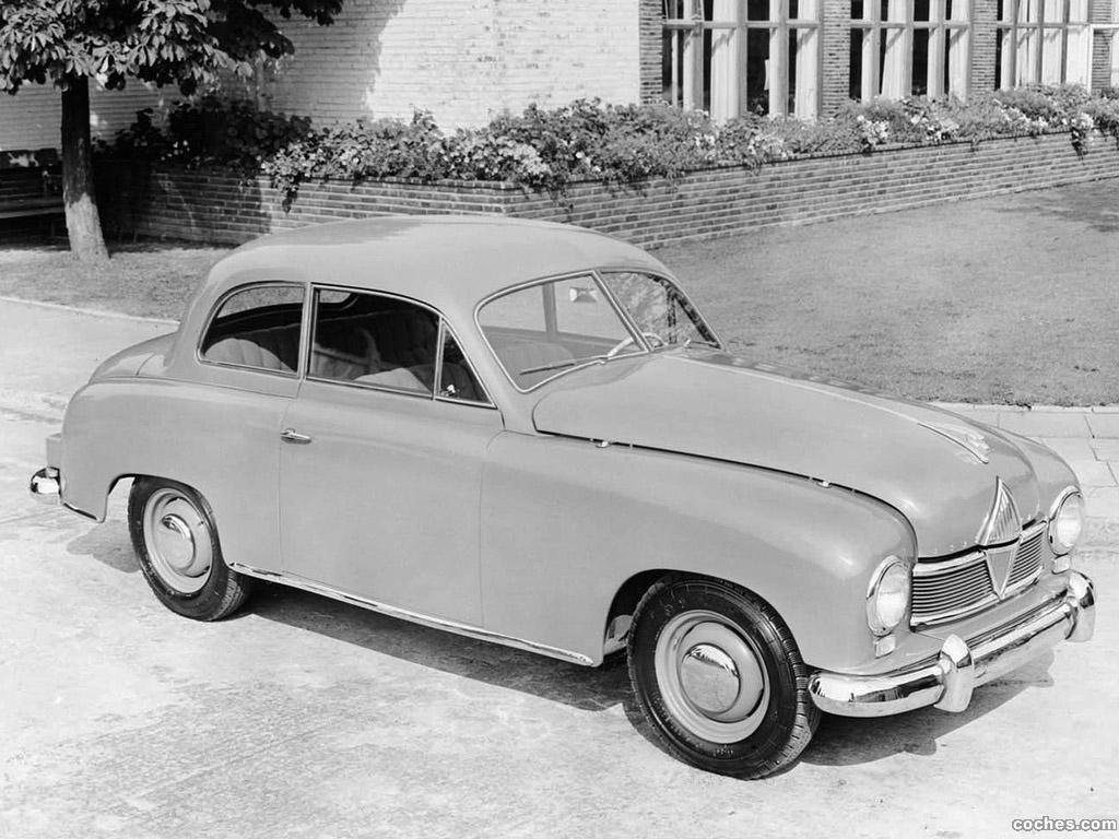 Foto 0 de Borgward Hansa 1500 2 puertas  1949