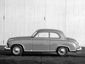Ver foto 2 de Borgward Hansa 1500 2 puertas  1949