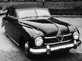 Ver foto 1 de Borgward Hansa 1500 Sport Cabriolet 1950