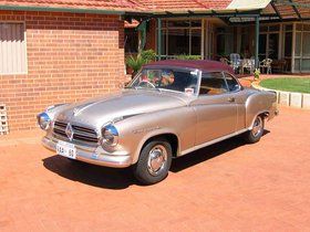 Ver foto 1 de Borgward Isabella Cabriolet 1958