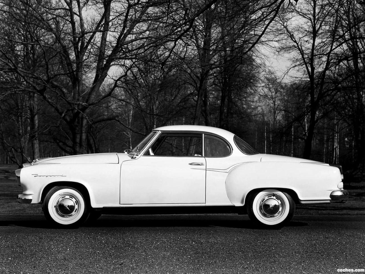 Foto 1 de Borgward Isabella Coupe 1958