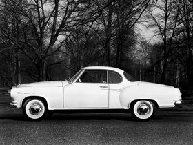 Ver foto 2 de Borgward Isabella Coupe 1958