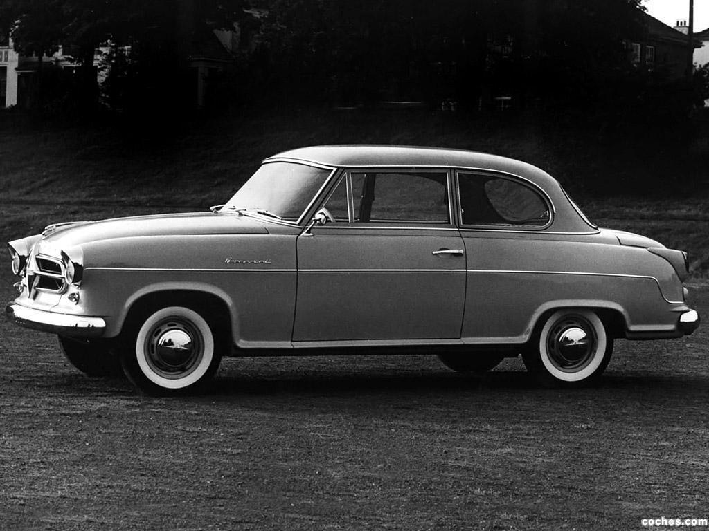Foto 0 de Borgward Isabella Sedan 1954