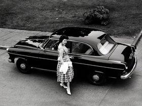 Ver foto 4 de Borgward Isabella Sedan 1954