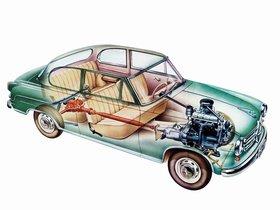 Ver foto 3 de Borgward Isabella Sedan 1954
