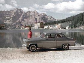 Ver foto 2 de Borgward Isabella Sedan 1954
