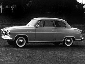 Ver foto 1 de Borgward Isabella Sedan 1954