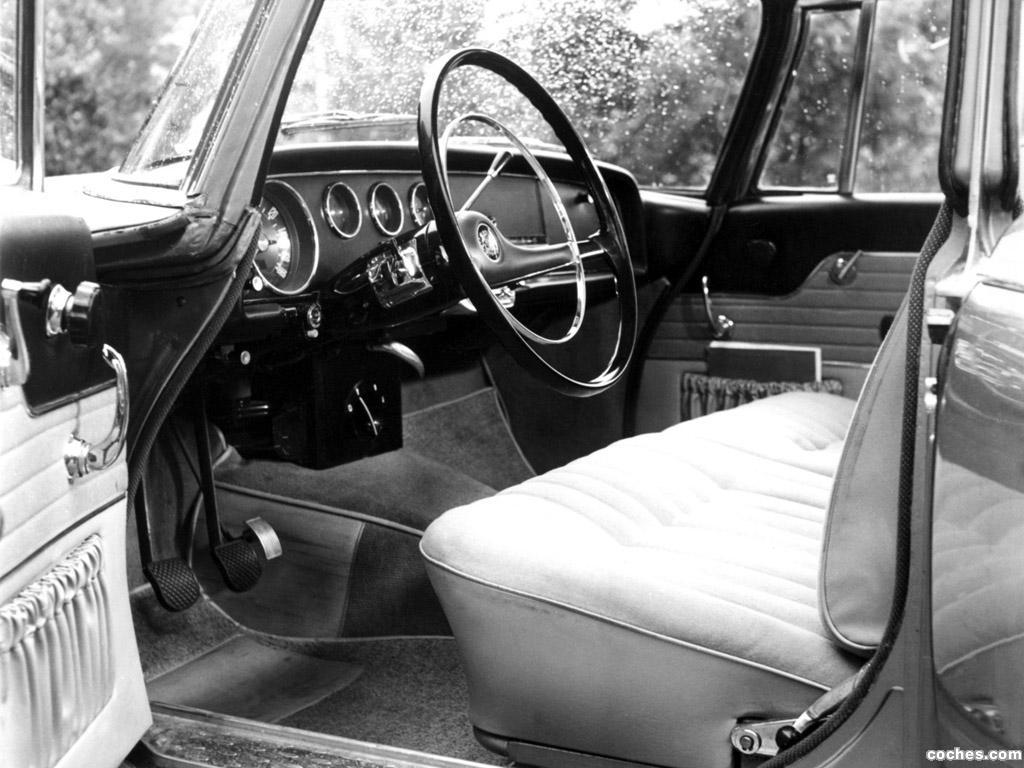 Foto 7 de Borgward P100 1959