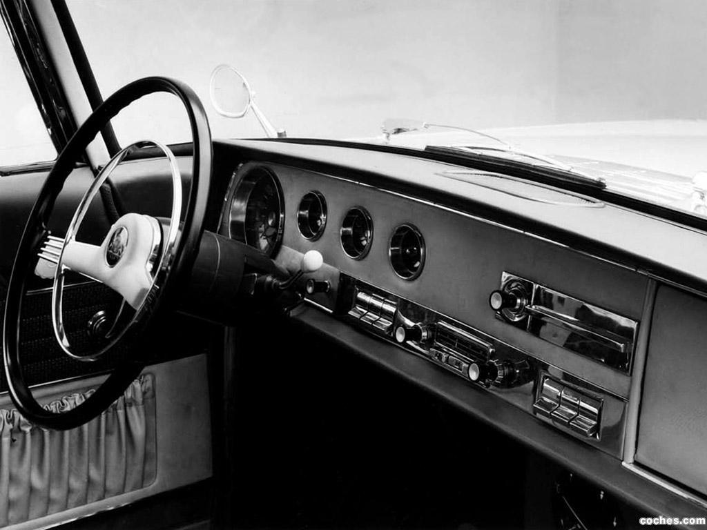Foto 6 de Borgward P100 1959