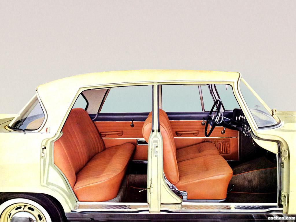 Foto 5 de Borgward P100 1959