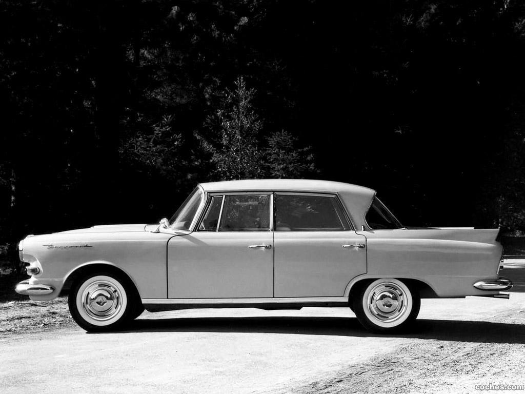 Foto 2 de Borgward P100 1959