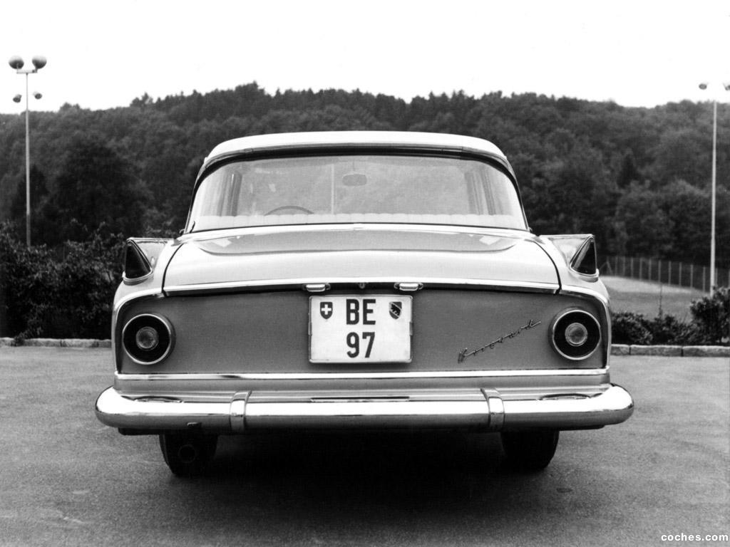 Foto 1 de Borgward P100 1959