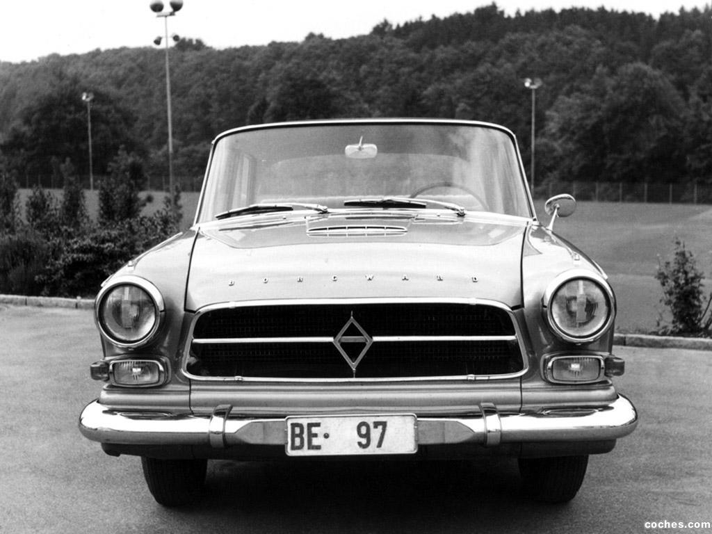 Foto 0 de Borgward P100 1959