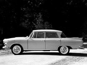 Ver foto 3 de Borgward P100 1959