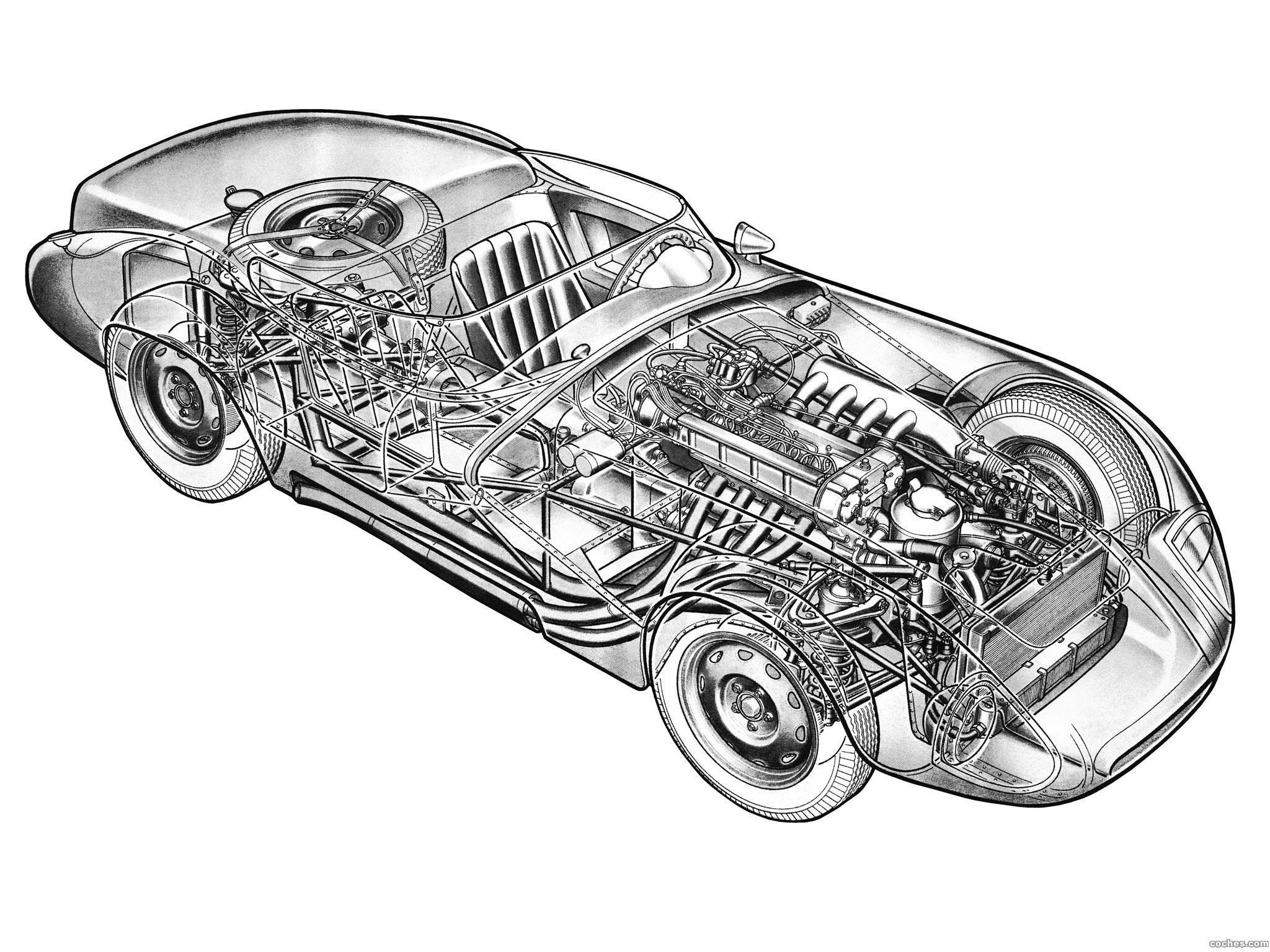 Foto 0 de Borgward RS 1959