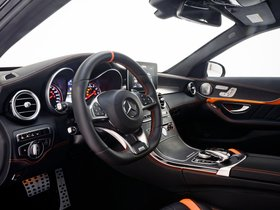 Ver foto 20 de Brabus Mercedes AMG C63 600 W205 2015