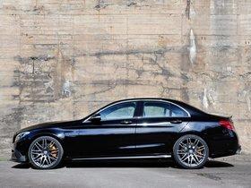 Ver foto 5 de Brabus Mercedes AMG C63 600 W205 2015