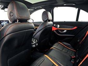 Ver foto 19 de Brabus Mercedes AMG C63 600 W205 2015