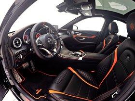 Ver foto 18 de Brabus Mercedes AMG C63 600 W205 2015