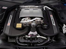 Ver foto 14 de Brabus Mercedes AMG C63 600 W205 2015