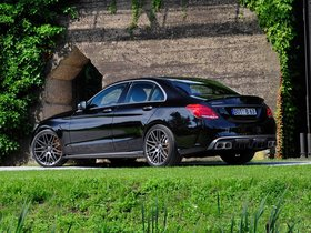 Ver foto 13 de Brabus Mercedes AMG C63 600 W205 2015