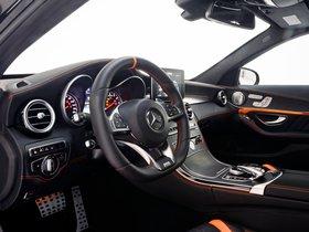 Ver foto 11 de Brabus Mercedes AMG C 63 S W205 2015