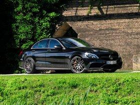 Ver foto 2 de Brabus Mercedes AMG C 63 S W205 2015