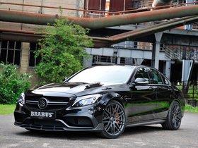 Fotos de Brabus Mercedes AMG C 63 S W205 2015