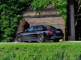 Ver foto 7 de Brabus Mercedes AMG C 63 S W205 2015