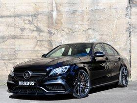 Ver foto 4 de Brabus Mercedes AMG C 63 S W205 2015