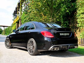 Ver foto 3 de Brabus Mercedes AMG C 63 S W205 2015