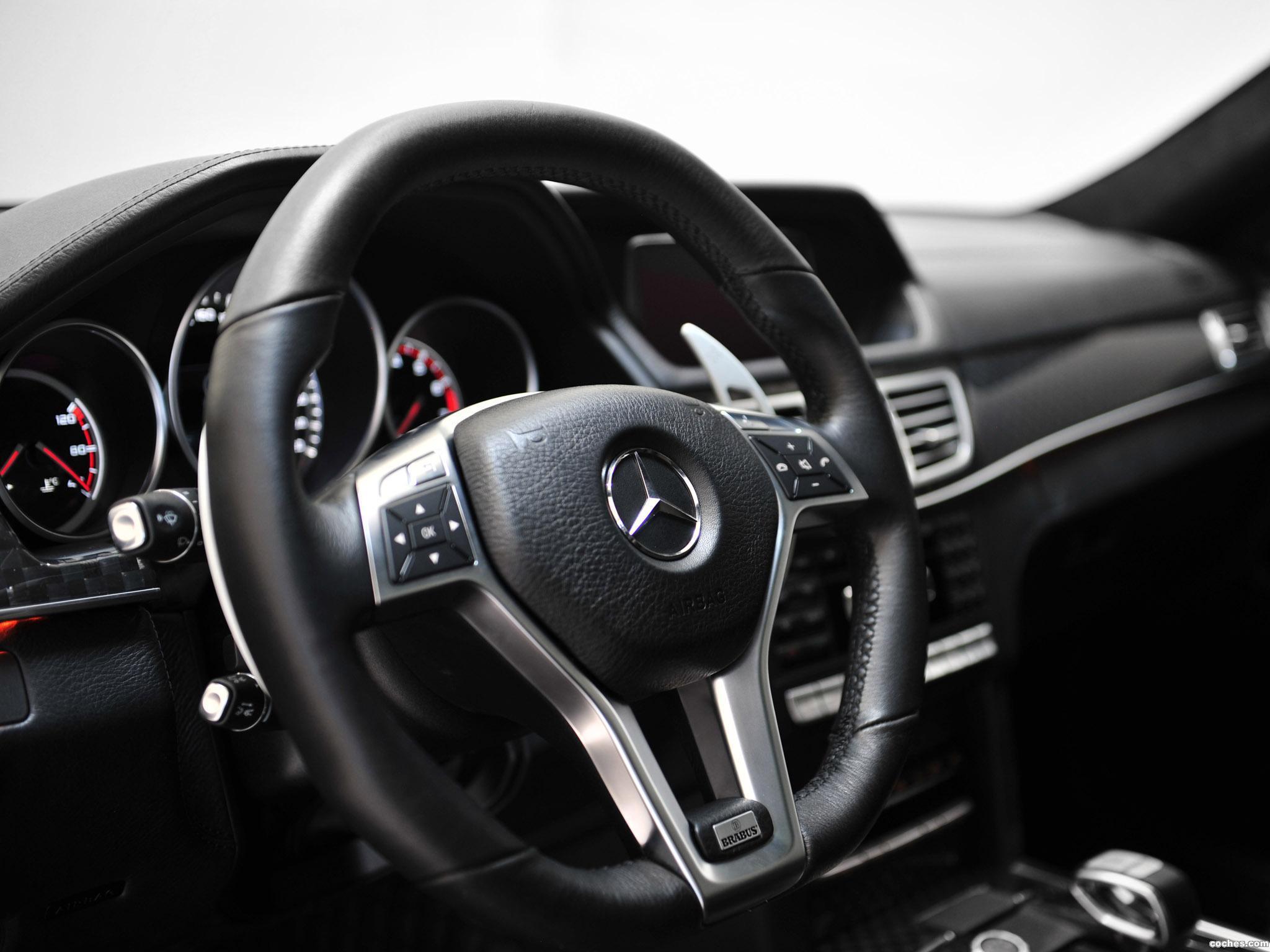 Foto 11 de Brabus Mercedes Clase E AMG E63 850 6.0 Biturbo 2013