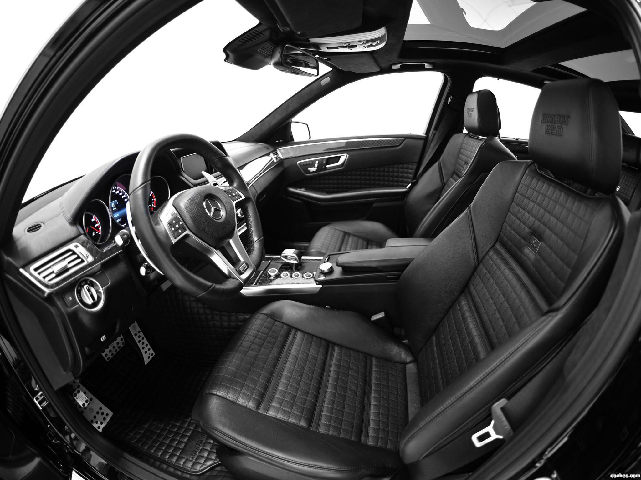 Foto 9 de Brabus Mercedes Clase E AMG E63 850 6.0 Biturbo 2013