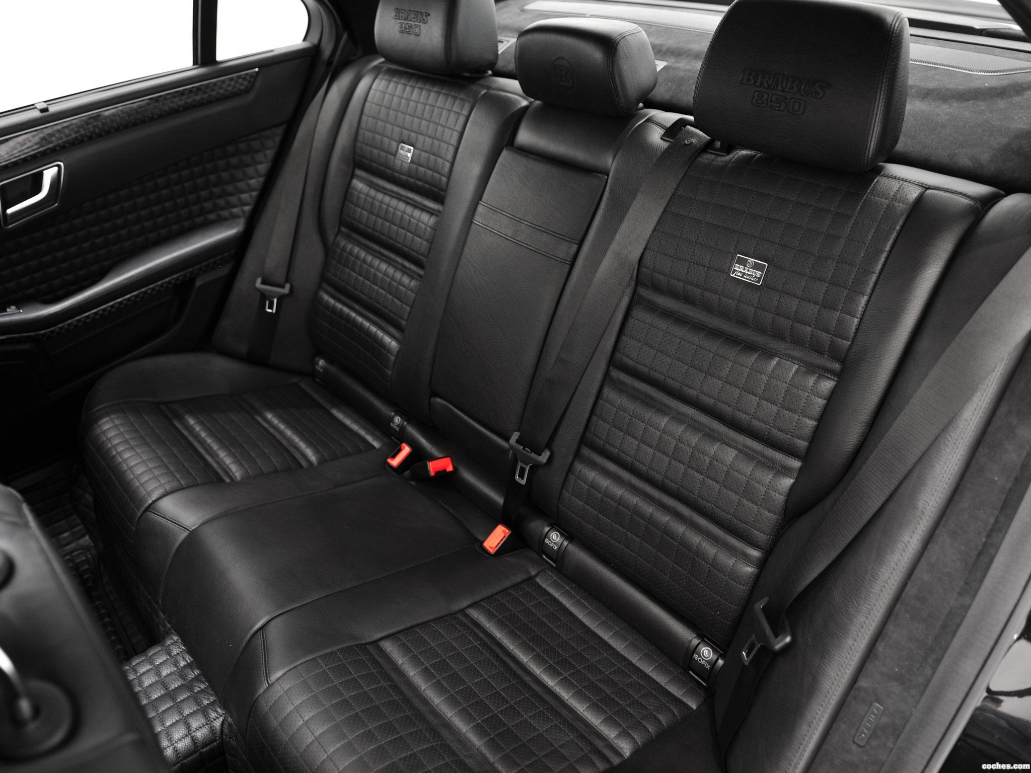 Foto 8 de Brabus Mercedes Clase E AMG E63 850 6.0 Biturbo 2013