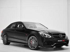 Fotos de Brabus Mercedes Clase E AMG E63 850 6.0 Biturbo 2013