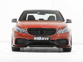 Fotos de Brabus Mercedes AMG E63 W212 2014